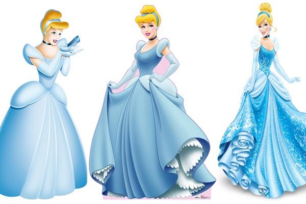Princess Cinderella Photo
