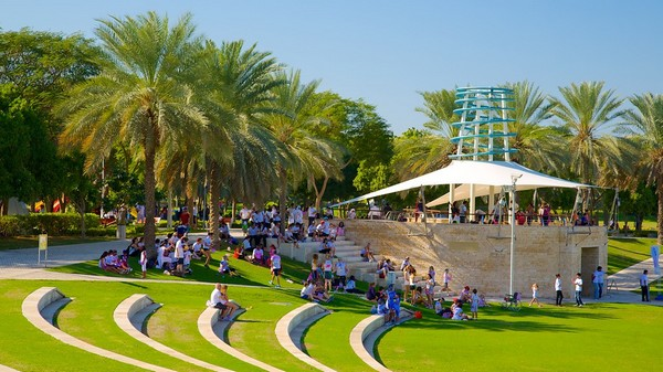 Zabeel Park Attractions Dubai