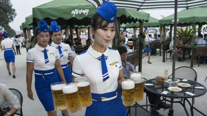 Alcohol in North Korea