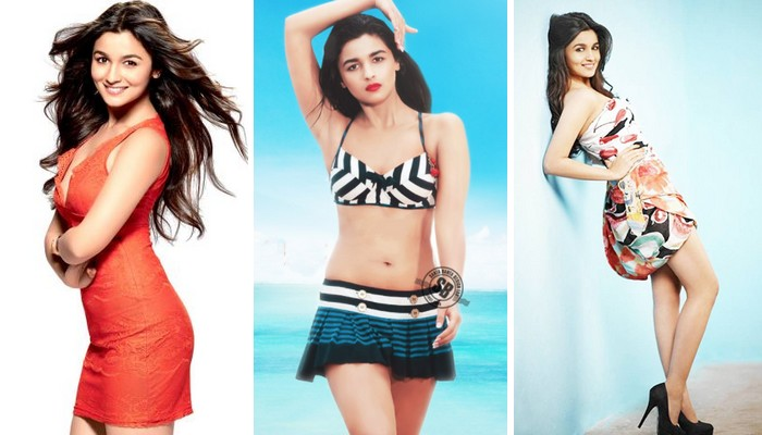 Alia Bhatt Most Beautiful Girl 2017