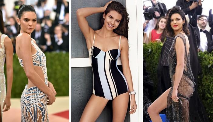 Kendall Jenner Hot girl 2018