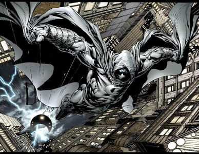 Moon Knight Top 10 Lesser Known Superheroes