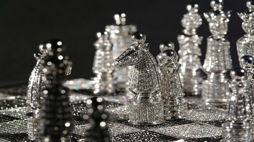 Most expensive Chess Set