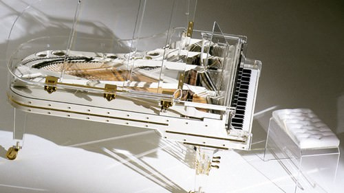 Most expensive piano