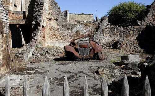 Oradour-Sur-Glane - France
