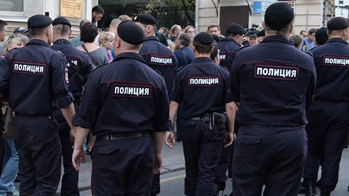 Russia Most Corrupt Police Forces