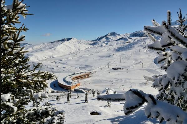 Shahdag Winter Resort