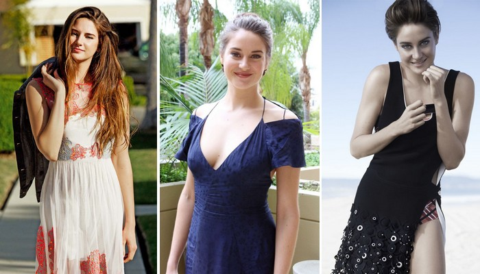 Shailene Woodley Beautiful Girl of 2017