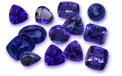 Tanzanite Rarest Gemstones