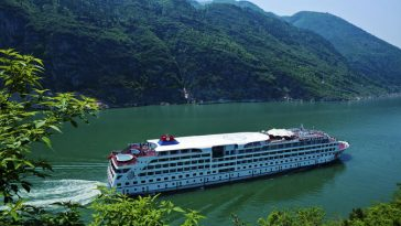 The great Yangtze River
