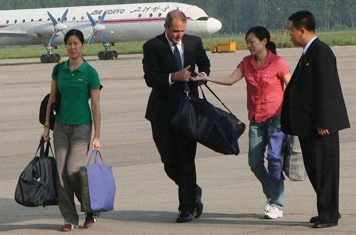 Travelling Abroad in North Korea
