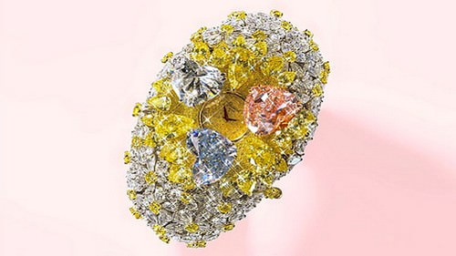 most expensive Watch Haute Joaillerie from Chopard