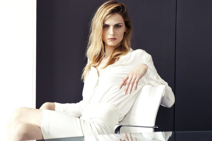 Beautiful Model Andreja Pejic