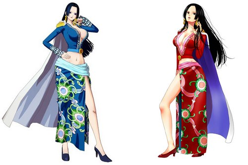 Hottest Girls of Japanese Anime