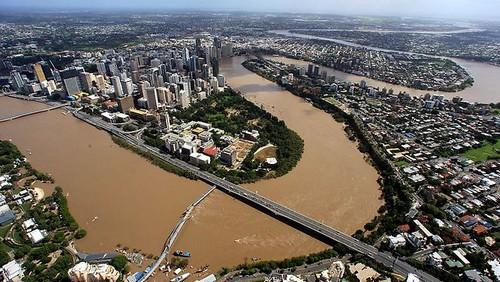 Brisbane River Most Lethal Rivers