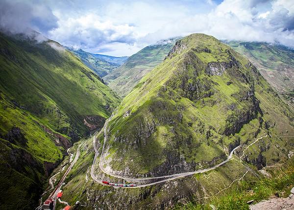 Devil's Nose Train, Ecuador