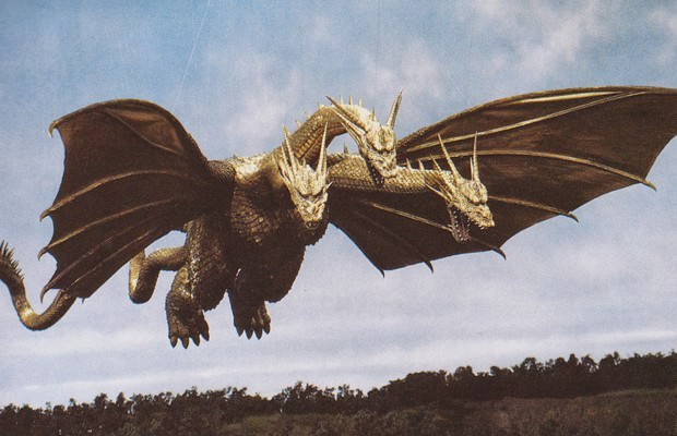 King Ghidorah Interesting Kaiju Monsters