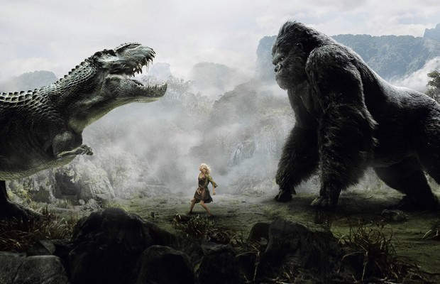 King Kong Interesting Kaiju Monsters