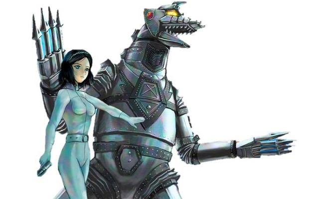 Mechagodzilla Interesting Kaiju Monsters