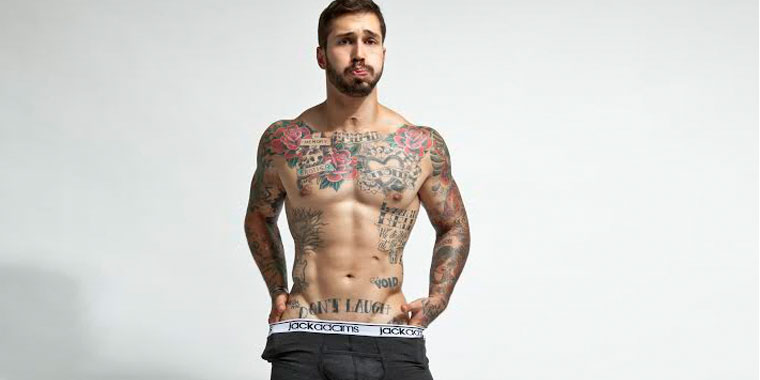 Model Alex Minsky