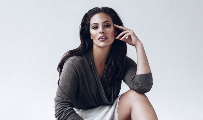 Plus Size Model Ashley Graham