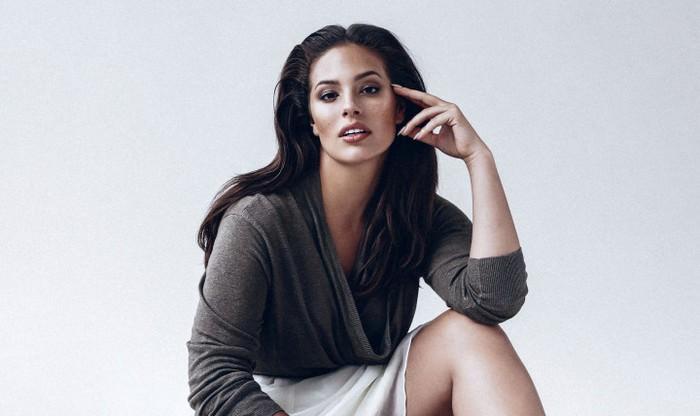 Plus Size Model Ashley Graham