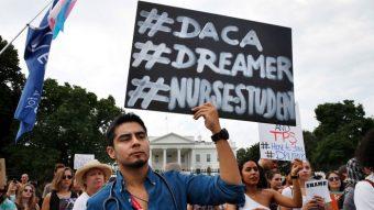 Donald Trump on DACA