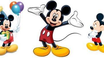 Mickey Mouse oldest cartoon characters