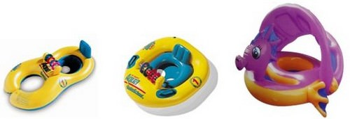 Inflatable Baby Boats