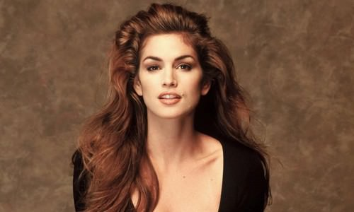 Cindy Crawford Beautiful brunette