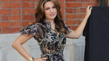 Beautiful Brunette Kelly Brook