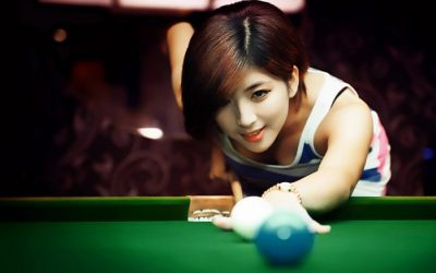 Most Attractive Billiards Players