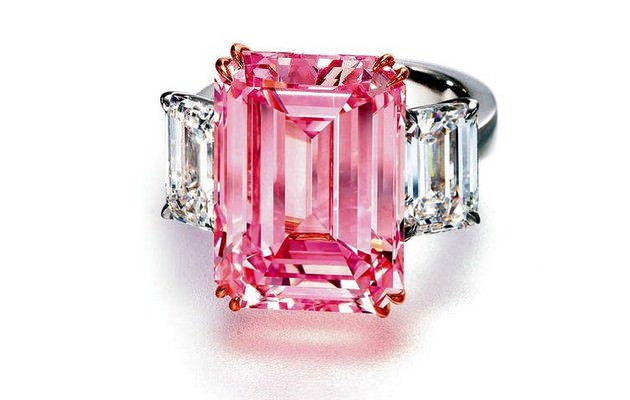 Perfect Pink Diamond - $23.2 Million