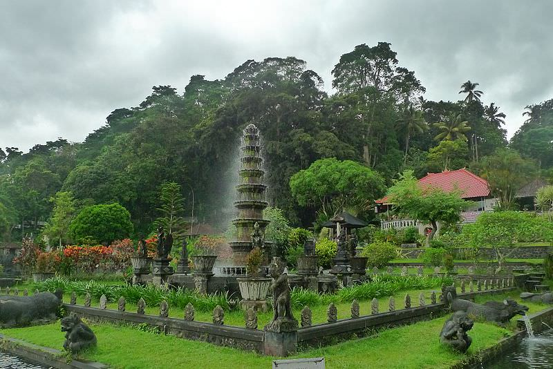 Tirta Gangga Royal Water Garden: Top 10 Breathtaking Attractions In Bali