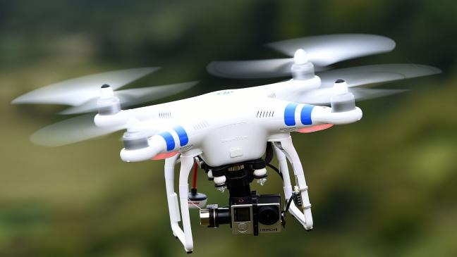 drone flying gadgets