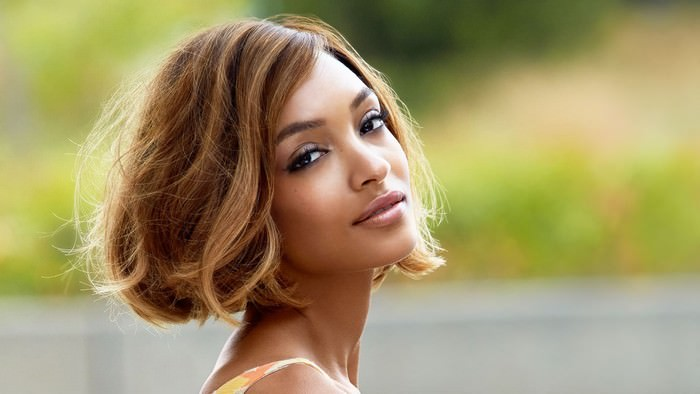 Beautiful Woman Jourdan Dunn