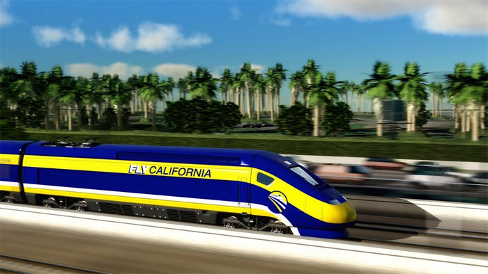 California High Speed Rail - $33 Billion
