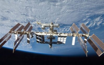 The International Space Station - $150 Billions