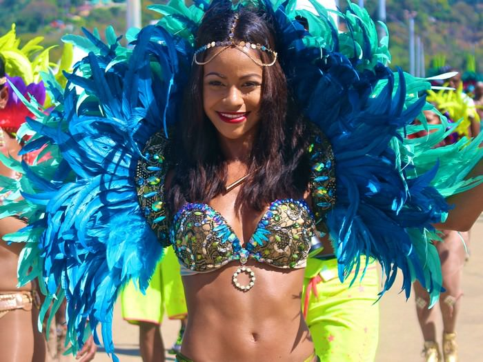 Trinidad & Tobago Carnival - Caribbean Attractions