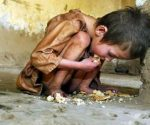 20,000 children die every day due to starvation