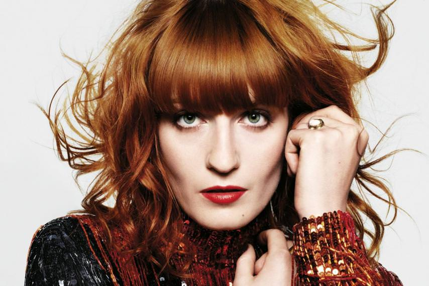 Beautiful Florence Welch