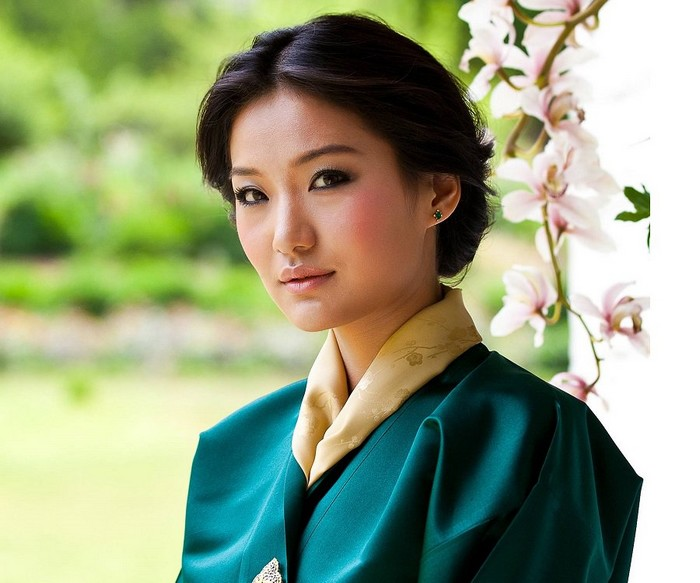 Jetsun Pema - Dragon Queen of Bhutan