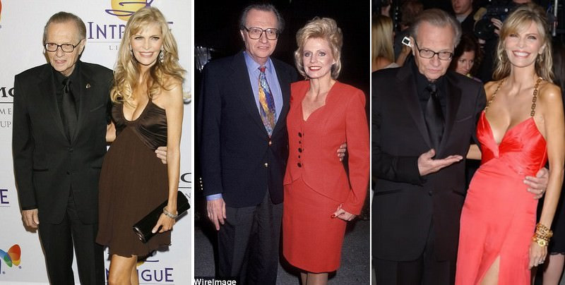 Larry King's Wives