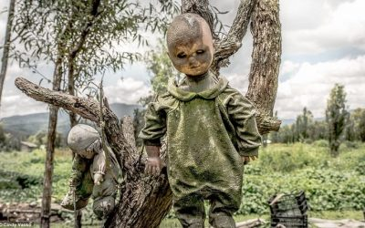 Mexico's 'Island of the Dolls