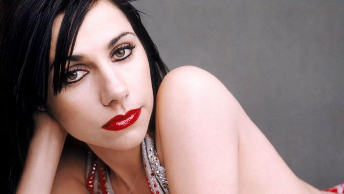 PJ Harvey Top 10 Women of Rock N' Roll