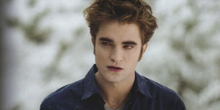 10 Fictional Characters Edward Cullen