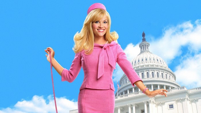 Elle Woods 10 Fictional Characters