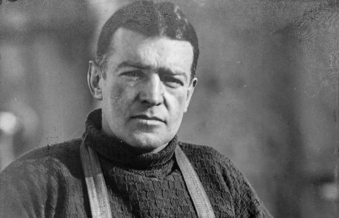 survival stories of Ernest Shackleton