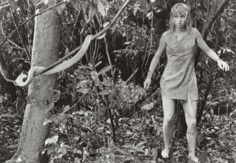 Juliane Koepcke dropped 10,000 feet into the Amazon rain forest