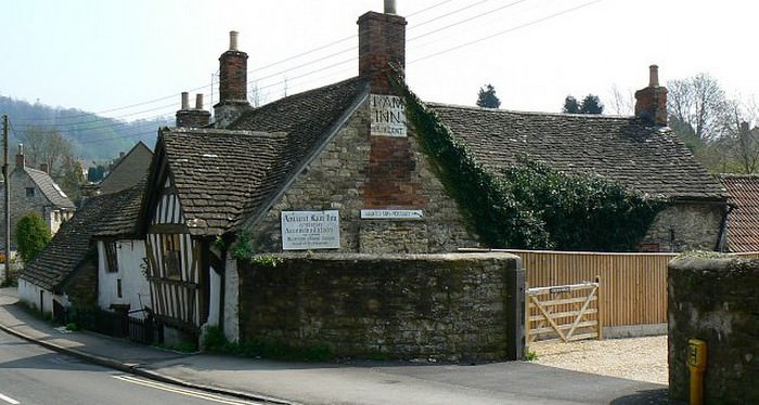 Ancient Ram Inn, England